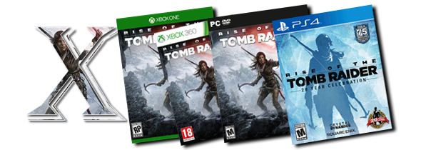 Rise of the tomb raider trucs et astuces
