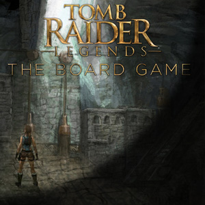 GOODIES | TOMB RAIDER LEGENDS, Le jeu de plateau est disponible