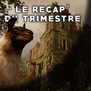 RÉCAP' | L'ACTU TOMB RAIDER DU 1ER TRIMESTRE 2019