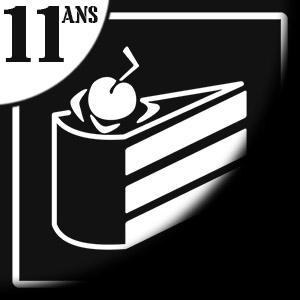 11 ANS DE LOYAUX SERVICES !