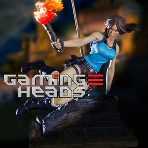 GOODIES | Gaming Heads, La 3ème figurine des 20 ans se dévoile.