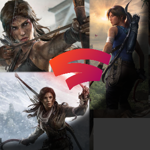STADIA | La Trilogie Tomb Raider «Reboot» est disponible !