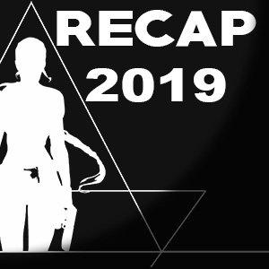 RÉCAP' | Les Sorties de 2019