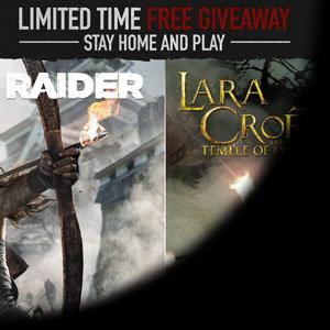 [Offre Limitée] 'Tomb Raider' et 'Lara Croft Temple of Osiris' offerts