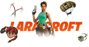 Fortnite Passe de Combat Lara Classique