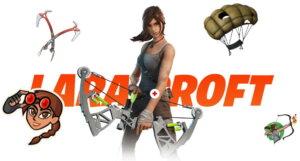 Fortnite Passe de Combat Lara Reboot