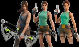Skins Lara Fortnite