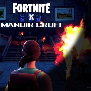FORTNITE | Le mystère au Manoir Croft commence maintenant